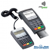 Терминал Ingenico ICT220 с выносной клавиатурой IPP220 Contactless (код 2.1)