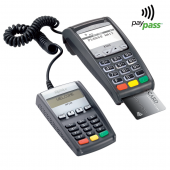 Терминал Ingenico ICT220 с выносной клавиатурой IPP220 Contactless (код 1.3)