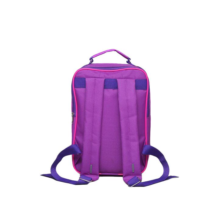 035390e00ff5 Рюкзак школьный LURIS для девочек, на молнии, 2 отдела, 23 × 15 × 33 ...